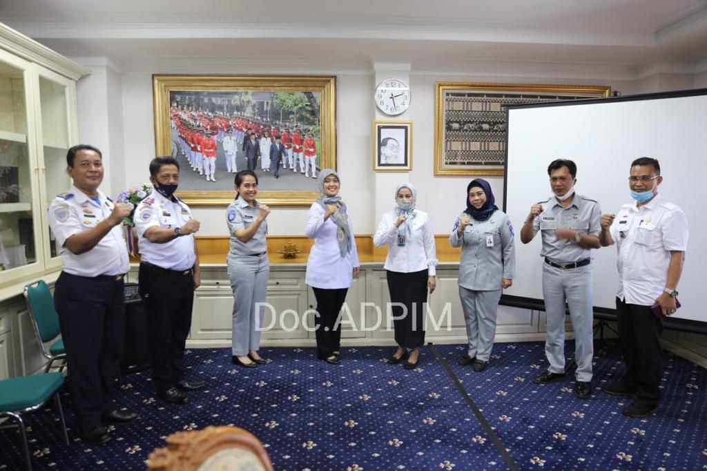 Pemprov Lampung Dukung Terobosan PT. Jasa Raharja dengan ...